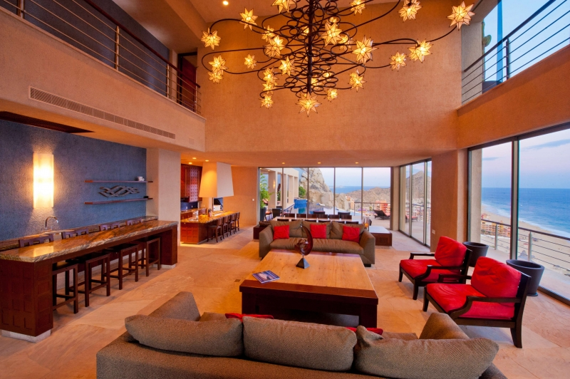 Luxury and open spaces