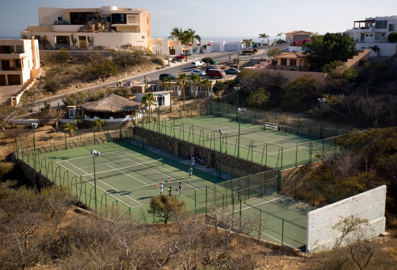 Tennis instructors available