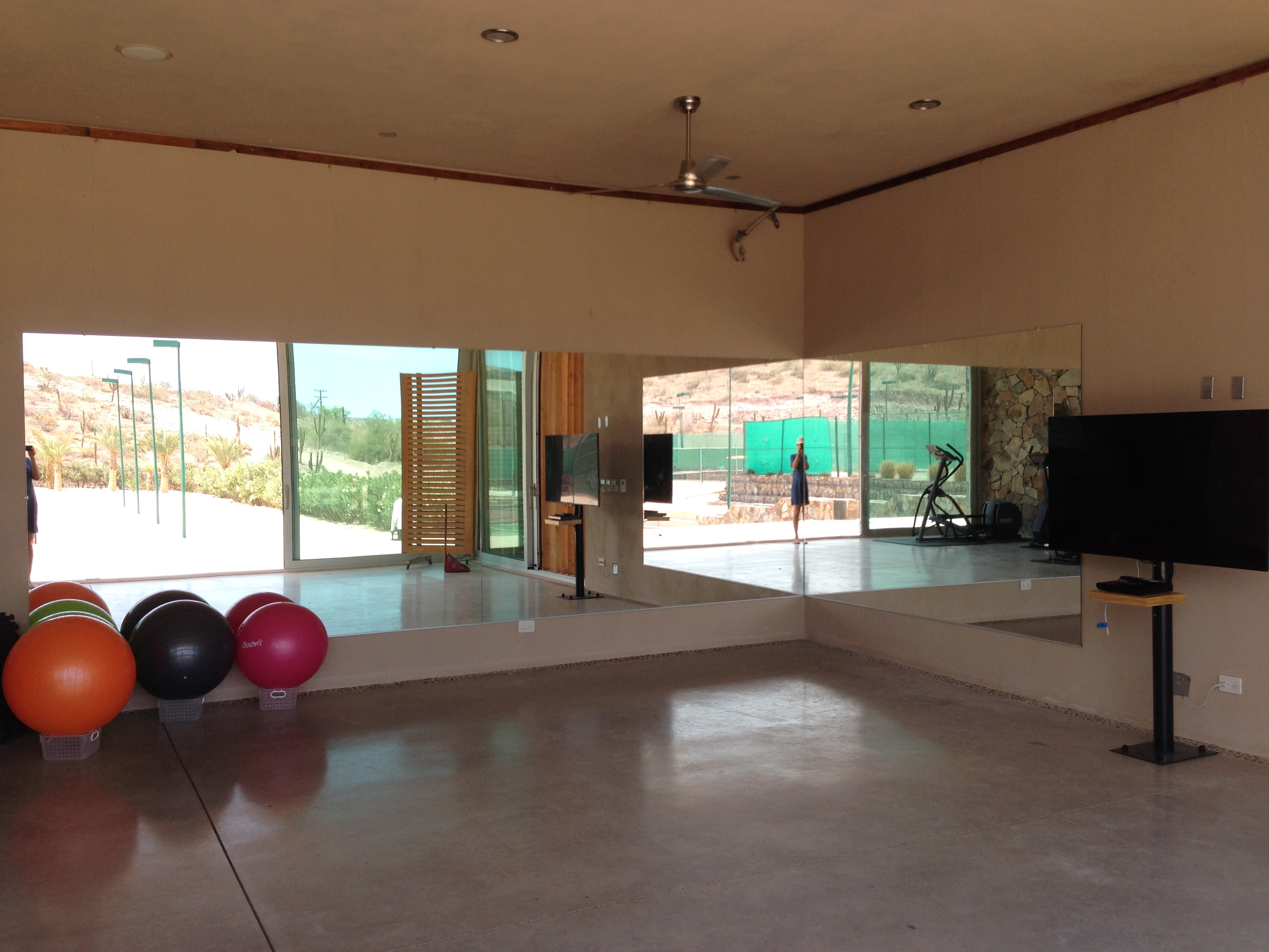pedregal de la paz gym