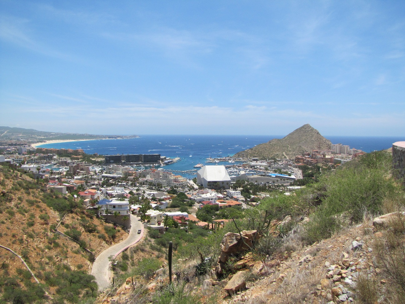 Luxury homes in cabo san lucas pedregal cabo san lucas for Pedregal cabo san lucas